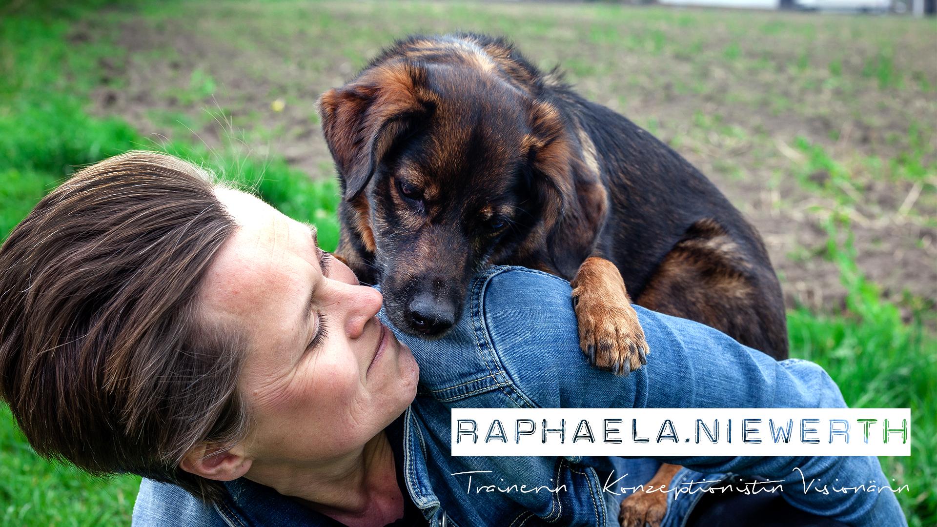 Raphaela Niewerth - Hundeschulkonzepte
