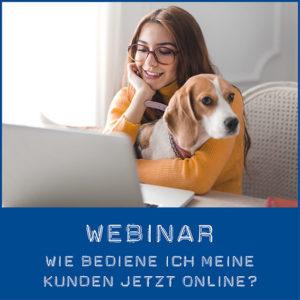 Kunden online bedienen - so sicherst du Einnahmen deiner Hundeschule