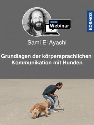 Buch Sami El Ayachi - Grundlagen der körpersprachlichen Kommunikation mit Hunden