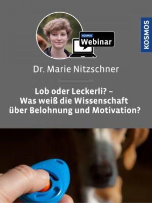 Buch Marie Nitzschner Lob oder Leckerli