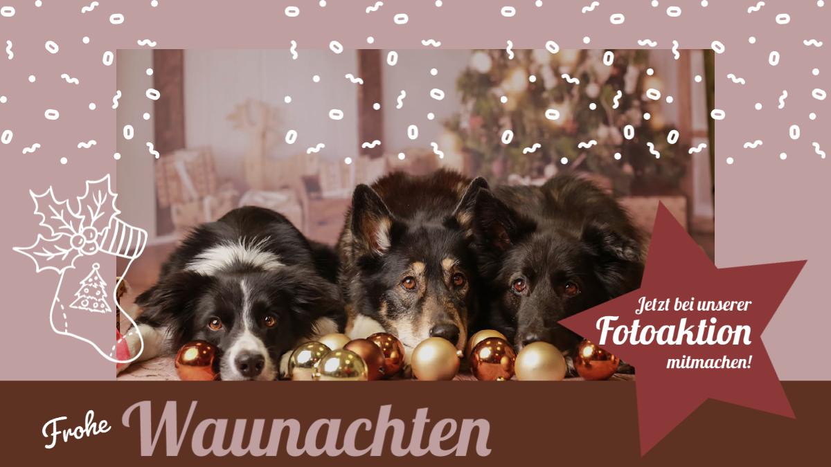Frohe Weihnachten und mitmachen bei der Fotoaktion